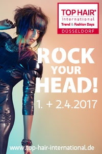 TOPHAIR Rock Your Head! Messe Düsseldorf